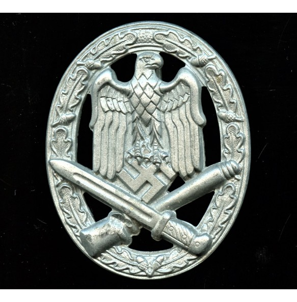 General assault badge in bronze by E. Ferd. Wiedmann