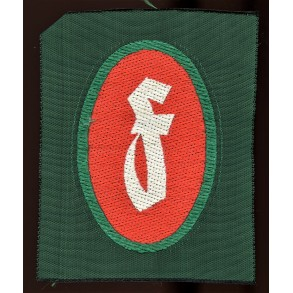 SHD (Luftschutz) fire fighter Bevo patch