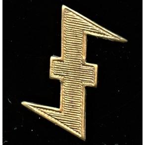 """Dutch NSB cap/uniform pin """"Wolfsangel"""""""