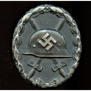 """Wound badge in black by Funcke & Brünninghaus """"L/57"""""""