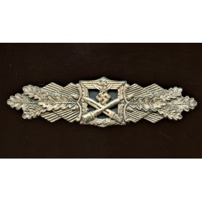 Close combat clasp in silver by AGMuK