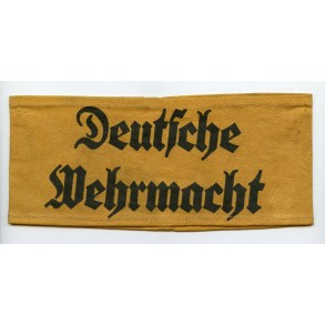 "Armband ""Wehrmacht"""