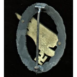 Luftwaffe paratrooper badge by F.A. Assmann & Söhne