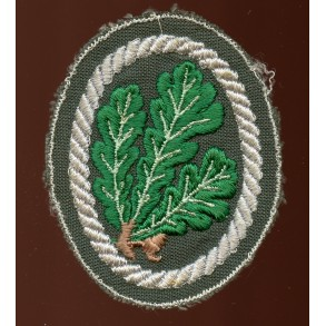 "Arm patch for ""Jäger"" troops, canvas variant"