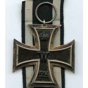 "1914 Iron Cross 2nd class ""Y"""