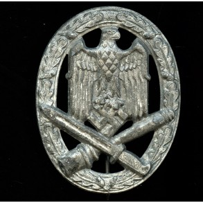 """General assault badge by Karl Wurster """"w"""""""