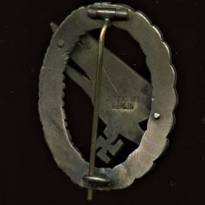 Luftwaffe paratrooper badge by IMME & Sohn