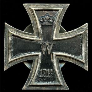 1914 Iron cross 1st class by O. Schickle