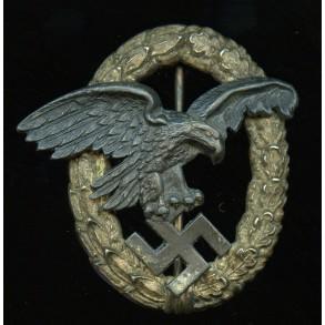 Luftwaffe observer badge by Paul Meybauer