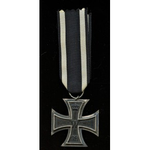 1914 Iron cross 2nd class by unknown maker
