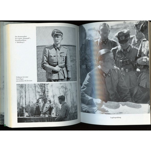 "Book ""Waffen SS im Einsatz"" by Paul Haussler"