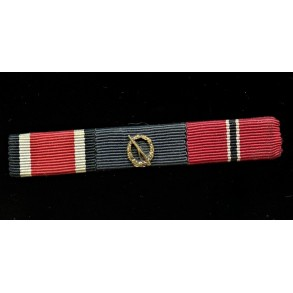 1957 ribbon bar with infantry assault badge