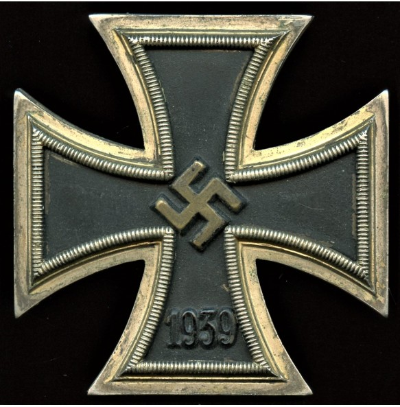 Iron cross 1st class by Steinhauer & Lück, non magnetic variant