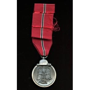 "East front medal by Karl Wurster K.G. ""18"""
