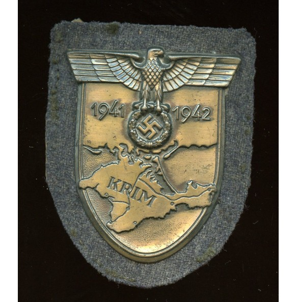 Luftwaffe krim shield by unknown maker