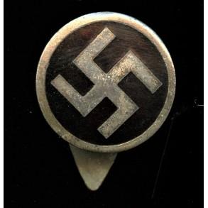"""Algemeine-SS """"Vlaanderen"""" membership pin by Zoll, Antwerp"""