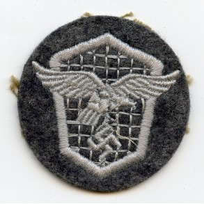 Luftwaffe proficiency arm patch for drivers