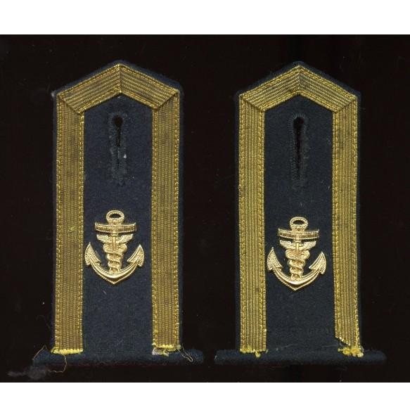 Kriegsmarine set of NCO shoulder boards