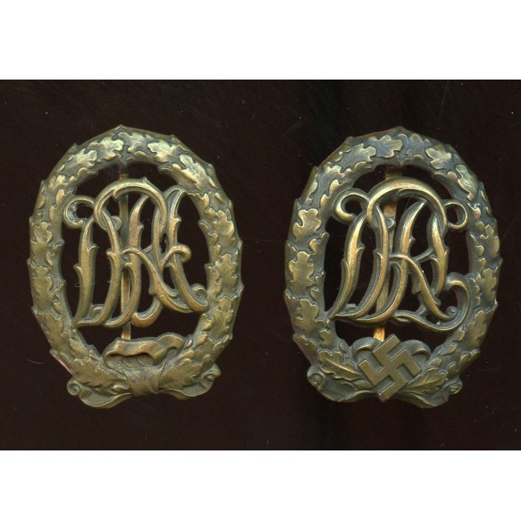 DRL sport badge by Ferd. Wagner