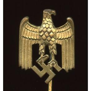 Kriegsmarine civil attachments stickpin