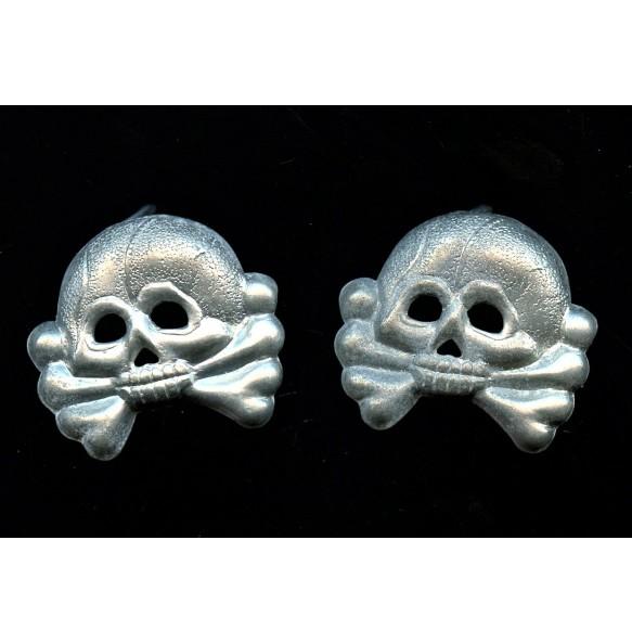 Set of panzer skulls