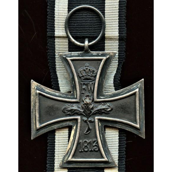 "WW1 Iron cross 2nd class by maker ""KO"""
