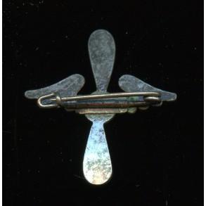 """Early SA/SS/DLV flight badge """"wings"""""""
