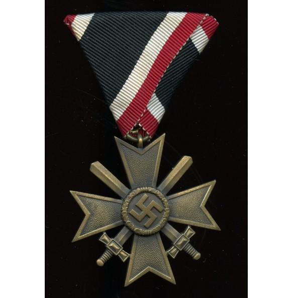 War merit cross by unknown maker.