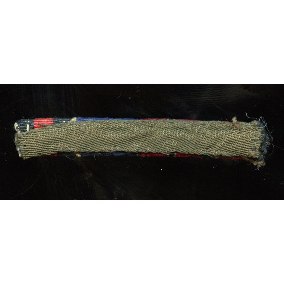 "Luftwaffe 4 place soft ""sew-on"" ribbon bar"