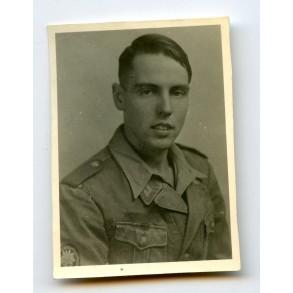 Portrait photo Afrikakorps/GJ POW, Georgetown, USA 1944!
