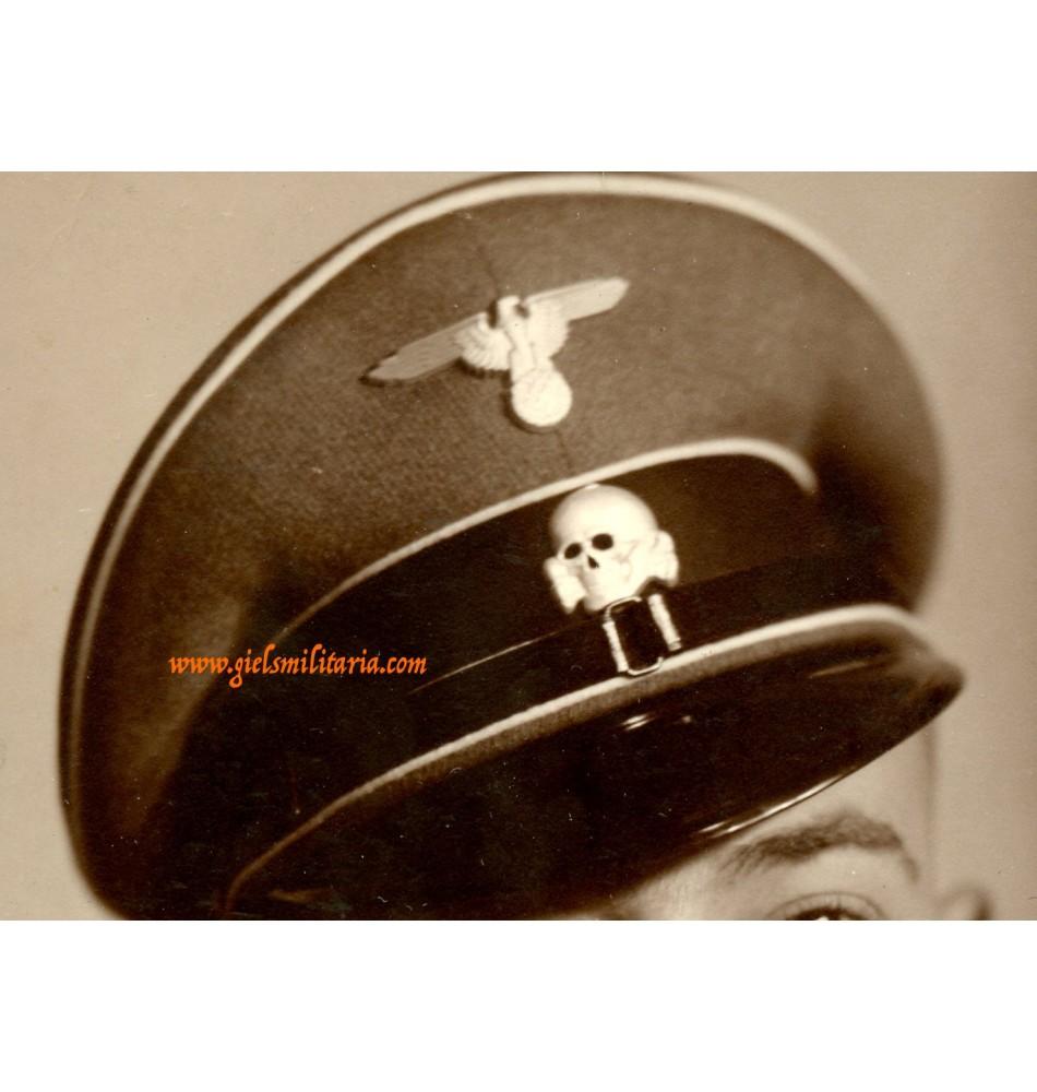 Portrait SS-Nachrichtensturmbann NCO 1940