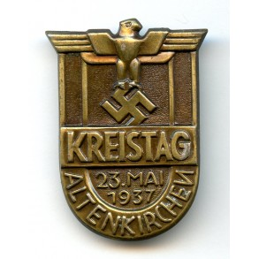 "Tinnie ""Kreistag Altenkirchen 23.Mai 1937"""