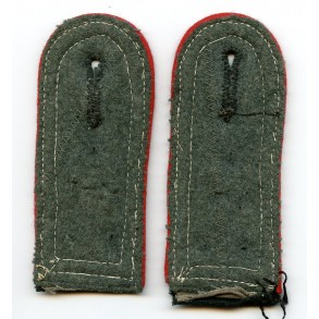 Pair of NCO artillery shoulder boards