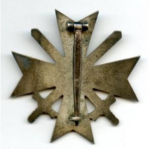 War Merit Cross 1st class with swords by C.Poellath