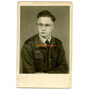 "Portrait Luftwaffe HJ ""Flakhilfer"""