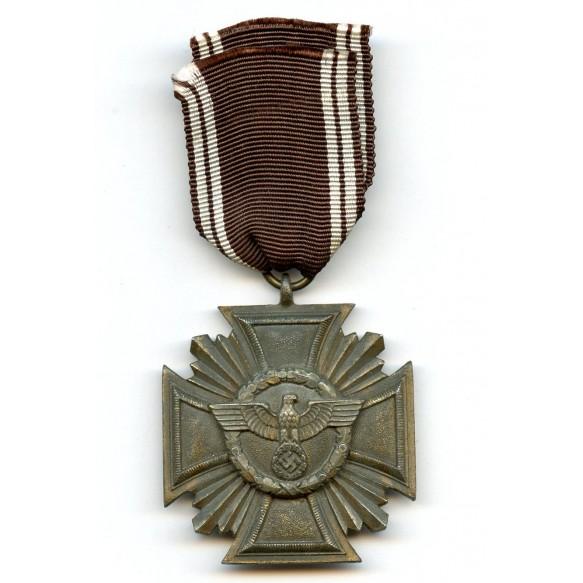 NSDAP 10 year service medal, heavy variant