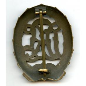 DRL sport badge in bronze, unmarked!