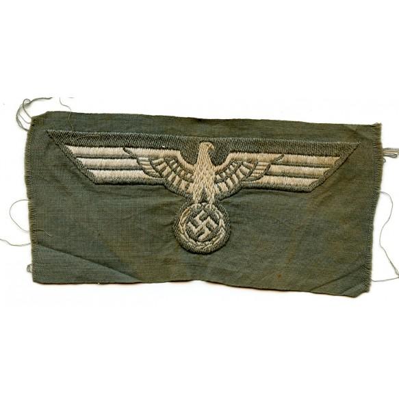 Early army uniform breast eagle