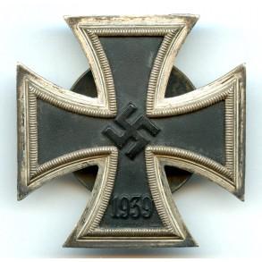 """Iron cross 1st class by Steinhauer & Lück """"L/16"""" screwback"""