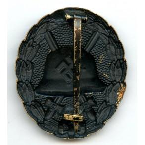 Wound Badge in Black, 1st pattern by Petz & Lorenz