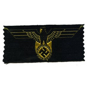 Kriegsmarine breast eagle made by Belgian manufacturer