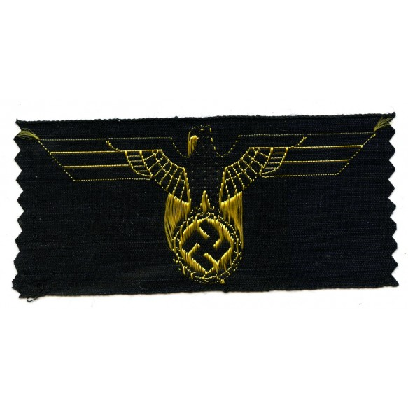 Kriegsmarine breast eagle made by Belgian manufacturer