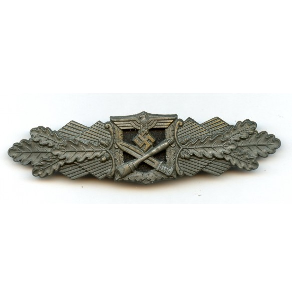 Close combat clasp in bronze by Steinhauer & Lück