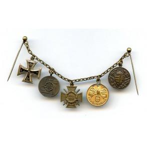 SS 8 year service miniature chain