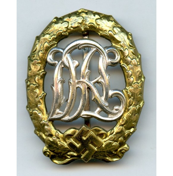 DRL sport badge for war wounded by Wernstein