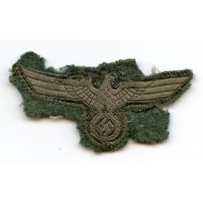 Cut off army cap eagle
