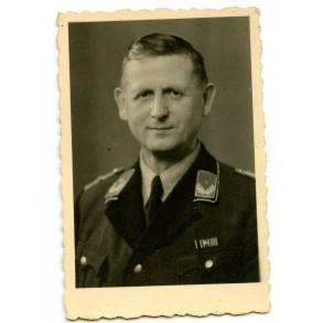 Portrait Luftschutz officer