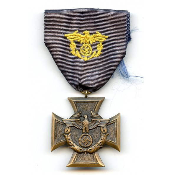 German customs service cross