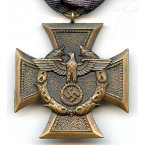 German customs service cross