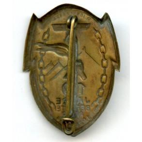 "Tinnie ""10 jahre befreite pfalz 1924-1934"""